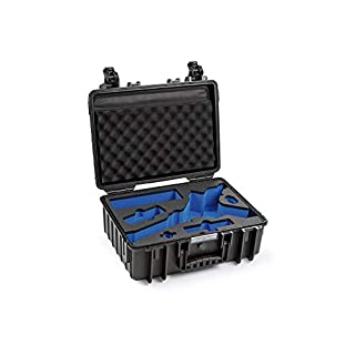B&W outdoor.cases type 5000 with DJI Ronin S Inlay -
