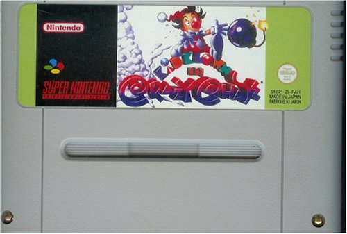 (Kid Clown In Crazy Chase - Super Nintendo (SNES))