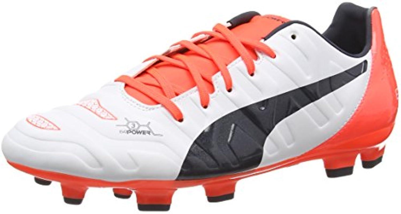 Puma Evopower 3 2 FG - Botas de Fútbol de Material sintético Hombre