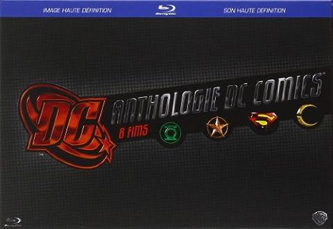 DC Comics Anthologie - Les films - 8 Blu-ray [Édition