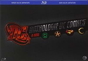 DC Comics Anthologie - Les films - 8 Blu-ray [Édition Limitée]
