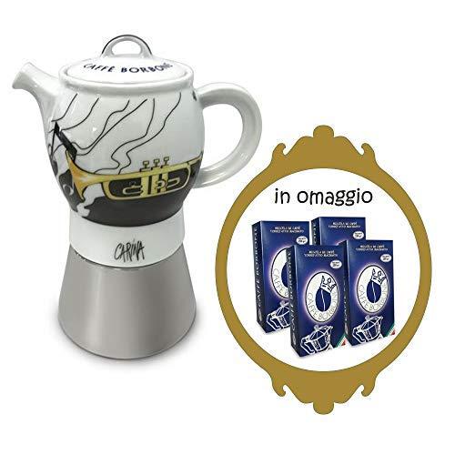 41CQJZbG%2B1L Caffè macinato Borbone