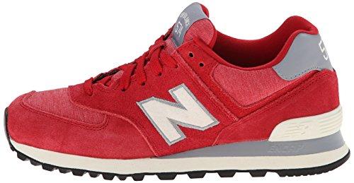 new balance wl574 rouge