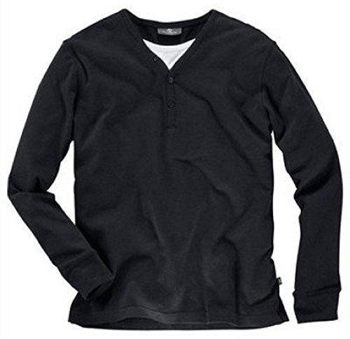 Langarm T-Shirt von Grey Connection in Schwarz Weiß Schwarz Weiß