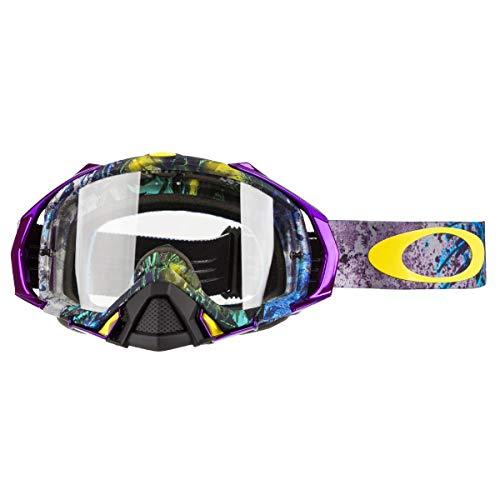Oakley Crossbrille Mayhem Pro MX Violett