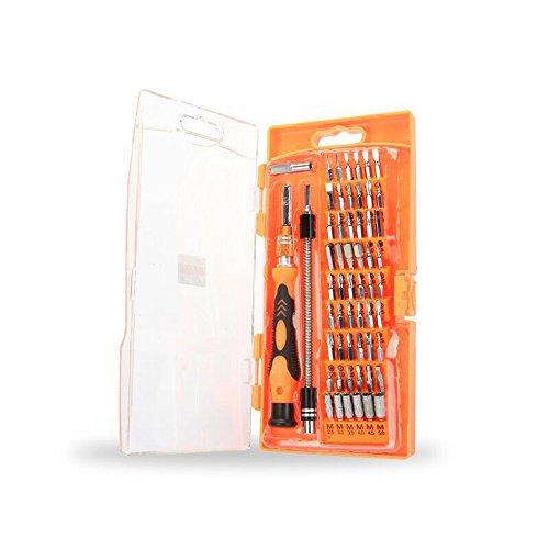 Zamak 58in 1Multi-Bit Kit Kfz Schraubendreher-Set Werkzeug für Reparatur Handys Handys iFixit zerlegen Handwerkzeuge