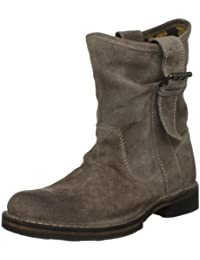 Fly London Nota oil suede 2P2107340 - Botas de ante para mujer