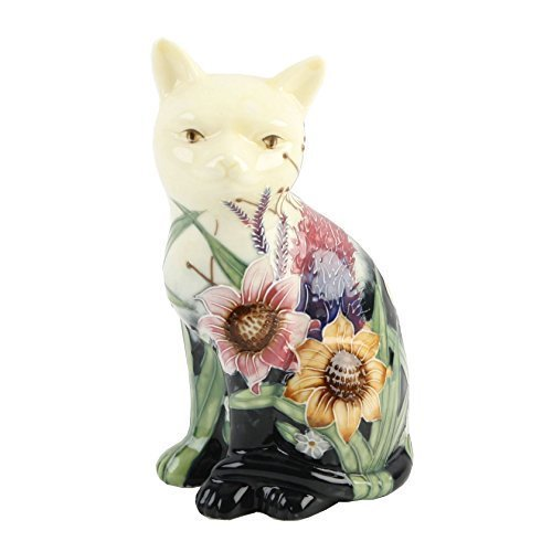 Old Tupton Ware Collectable Summer Bouquet Pussy Cat Tw1500