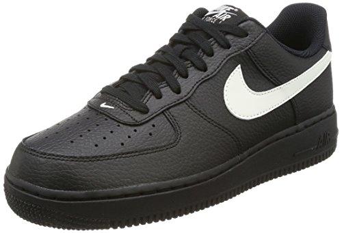 Nike Air Force 1 07, Noir Chaussures De Sport Pour Homme