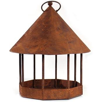 vogelhaus zum h ngen h ca 30 cm vogelfutterhaus vogelh uschen haustier. Black Bedroom Furniture Sets. Home Design Ideas