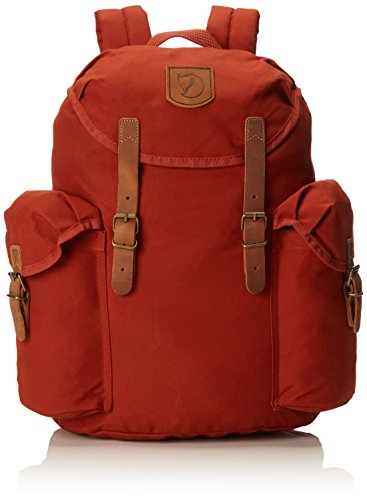 Fjällräven Övik Zaino, unisex, Rucksack Övik 15, Brown - Autumn Leaf, 15 L Marrone - AUTUMN LEAF
