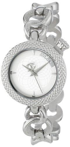 Just Cavalli Damen-Armbanduhr LILY Analog Quarz Edelstahl R7253137615