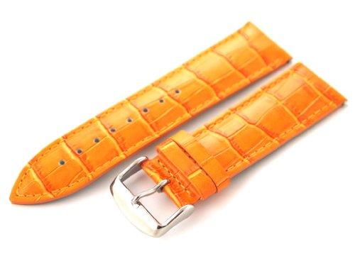 28mm-orange-bracelet-de-montre-en-cuir-style-crocodile-avec-broches-de-libration-rapide-compatible-a