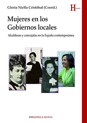 MUJERES EN LOS GOBIERNOS LOCALES (Historia)