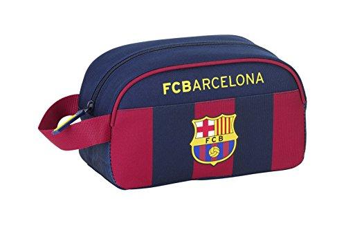 F.C. Barcelona – Neceser Adaptable, 26 x 15 x 12 cm (SAFTA 811525248)