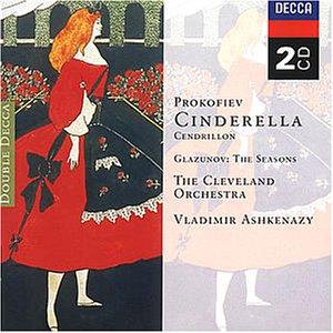 Prokofieff: Cinderella (Gesamtaufnahme) / Jahreszeiten (Symphony Prokofiev 2)