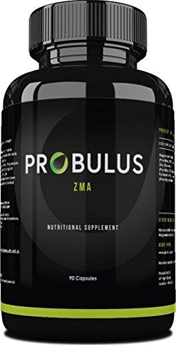 Zma di probulus: mix di magnesio, zinco e vitamina b6. tempi di recupero post allenamento ridotti, prevenzione contro i crampi, aumento della forza. 100% naturale - 90 capsule