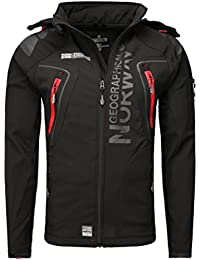 Geographical Norway - Veste Softshell Geographical Norway Taco Noir