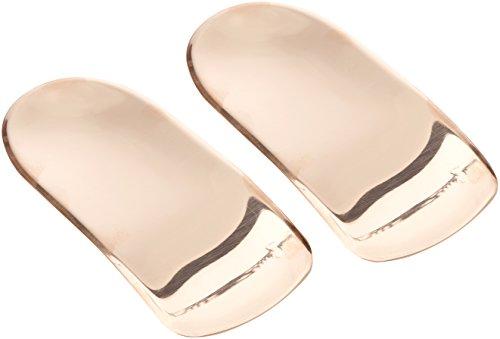 8fece6bdffd60 Shoe String Copper Heeler Insoles, Unisex-Erwachsene Komfort Einlegesohlen,  Braun (Copper),L 35-37 EU (L 2-4 UK) Herstellergröße: 1
