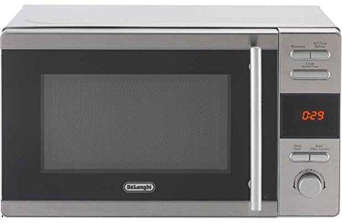 De'Longhi AM820CON(F)-PM 20L Solo Microwave - St/Steel.