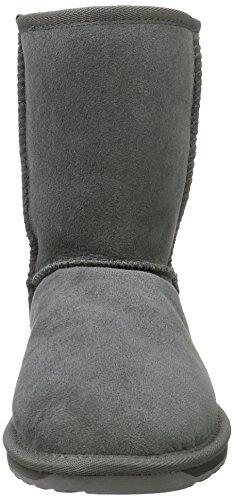 EMU Damen Stinger Lo Schneestiefel Grau (Charcoal)
