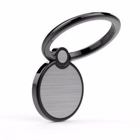 Creols Handy Ring Smartphone Halter, Fingerhalter, Halterung für alle Mobiltelefone, Metal, Magnetisch 360 Grad 0001 - Gold -