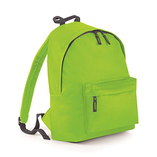 Bagbase Fashion Rucksack, 18 Liter One Grau