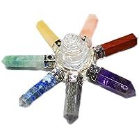 humunize 7-Seitige Kristall klar Shree Yantra Energie Generator Reiki Pyramide Stein Spirituelle Geschenk preisvergleich bei billige-tabletten.eu