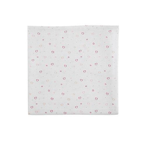 Preisvergleich Produktbild poyetmotte Maxi-Set,  Weiß,  3-teilig,  rot