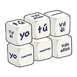Spanish Pronouns (pack of 6 dice)