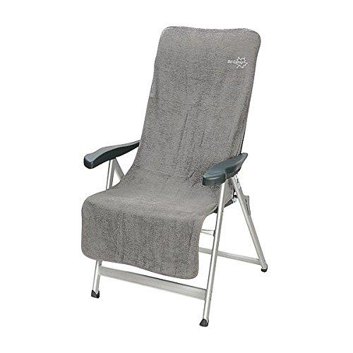 [60101100] Frotteeauflage für Campingstühle, Sitzbezug, Liegestuhlauflage Gartenstuhl