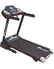 Powermax Fitness TDM100S 20 HP Motorized Treadmill with Jum