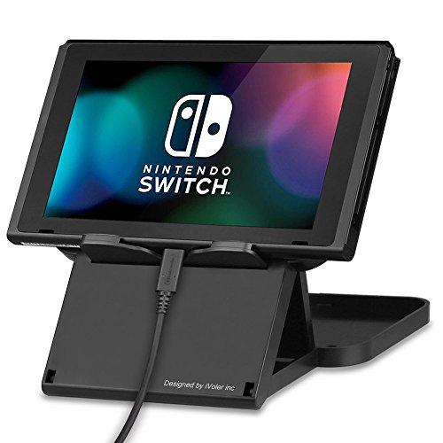 Nintendo Switch Playstand, iVoler Play Stand Soporte para Nintendo Swi