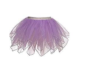 DREAMY DRESS-UPS 50433Ballet de Falda, púrpura
