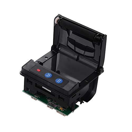 Leslaur GOOJPRT QR203 Druckermodul 58mm Geräuscharm Direkter Thermodruck Mini Panel Mobiler Bondrucker Serielle Schnittstelle RS-232C TTL - Rs-232c-schnittstelle