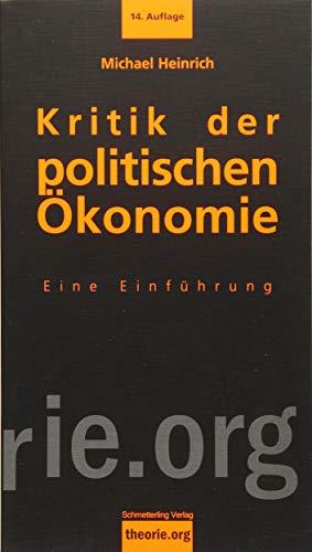 Kritik der politischen Ökonomie: Eine Einführung in «Das Kapital» von Karl Marx (Theorie.org)
