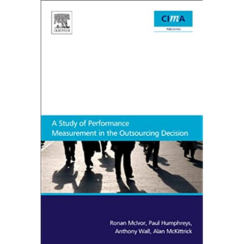 A Study Of Performance Measurement In The