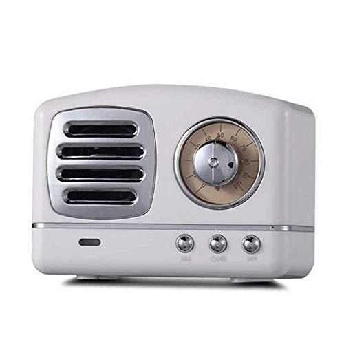 Altavoz portatil Bluetooth Vintage Mini Efecto Sonido