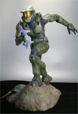 Halo 3 Master Chief Art FX 30cm PVC Statue