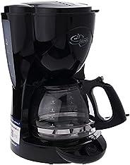 ماكينة تحضير القهوة المفلترة من ديلونجي من البلاستيك باللون الاسود، طراز Icm2.B
