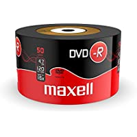 Maxell DVD-R 4.7GB - Confezione da 50
