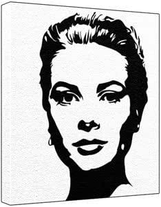 Grace Kelly Pop Art Painting 100 Original Painting Not A Print