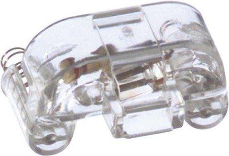 peha Glimmlampen-Element D GL 505 für 230V 0,8mA Grundelemente Beleuchtungseinsatz für Installationsschalterprogramme 4010105575019 -