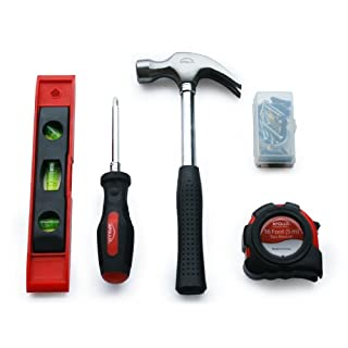 Apollo Precision Tools DT1014 5-Piece Household Tool Kit by Apollo Tools