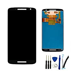 General Lcd + Tp Replacement For Droid Maxx 2 Xt1565 Display Touch Screen Digitizer Assembly (Black)