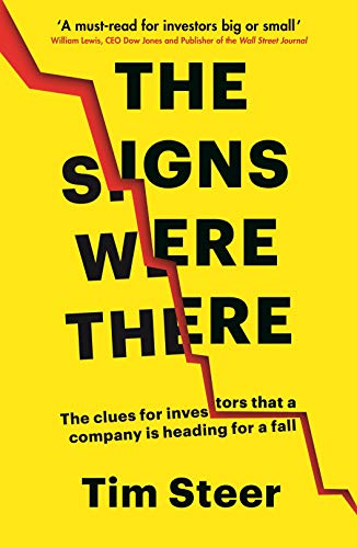 The Signs Were There: The clues for investors that a company is heading for a fall (English Edition) - Aida Stock