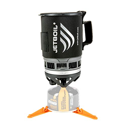 Jetboil Zip gas cooker, carbon, one size, EU