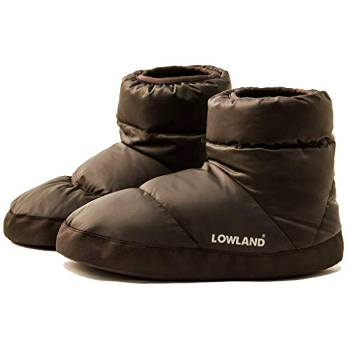 LOWLAND OUTDOOR Down Booties (Extra Large) -