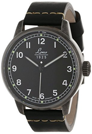 Laco USED LOOK Type A Dial Automatic Pilot Watch 831783