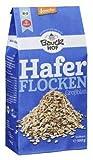 Bauckhof Bio Bauck Demeter Haferflocken Großblatt (2 x 500 gr)